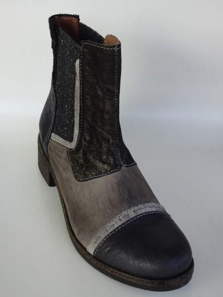 Damenschuh - nero grigio