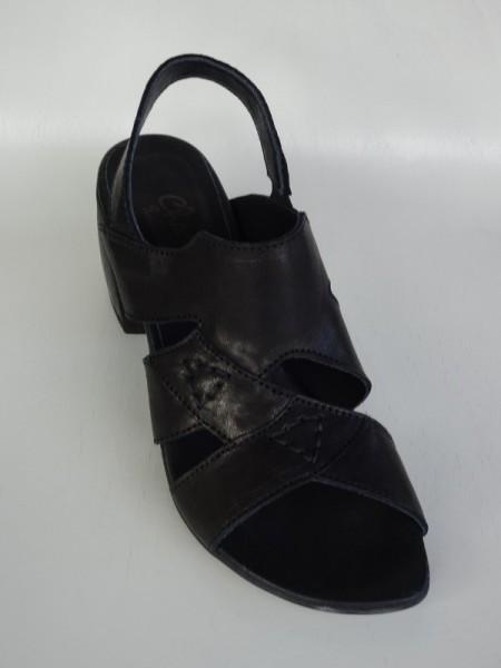Damenschuhe - sandale nero