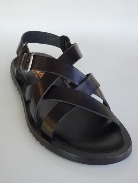 Herrenschuh - sandalo nero