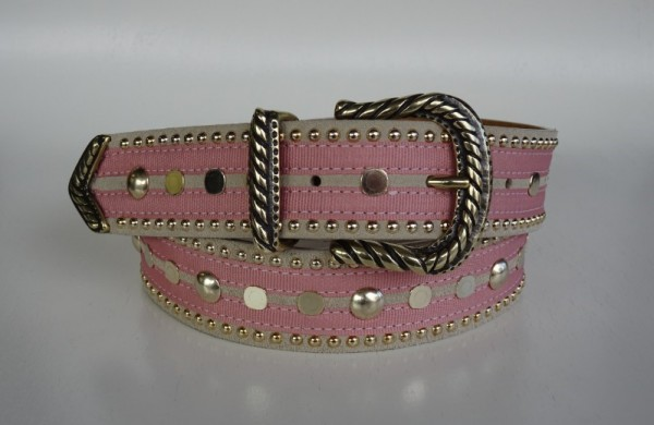 Damengürtel - sabbia rosa
