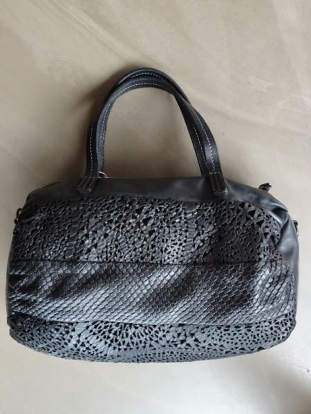 Damentasche - nero rondo