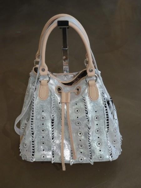 Damentasche - argento