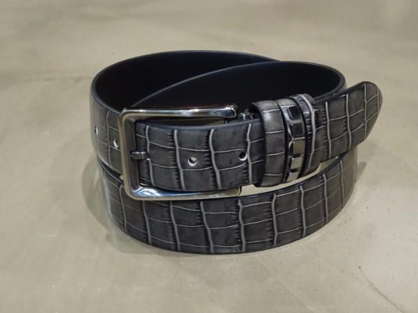 Herrengürtel - grigio