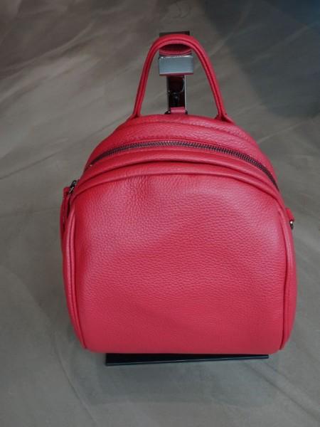 Damentasche - zaino rosso