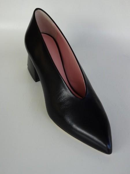 Damenschuhe - nappa nero