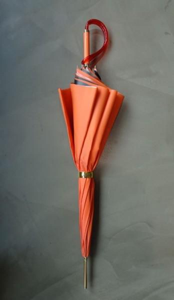 Damenschirm - arancia fiore