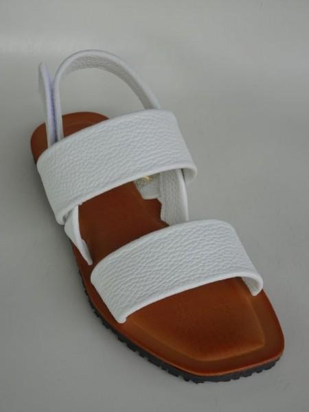 Damenschuh - bianco