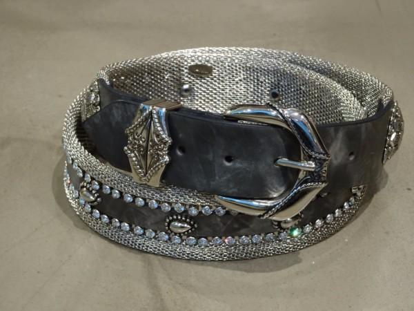 Damengürtel - argento