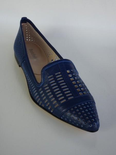 Damenschuh - elettrico blu
