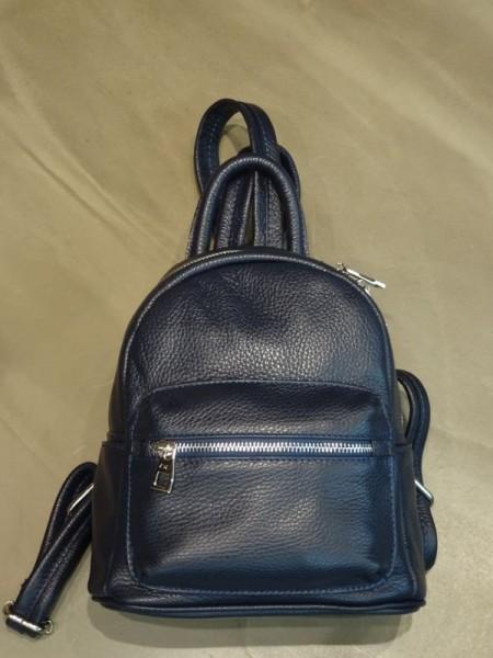 Damentasche - zaino blu