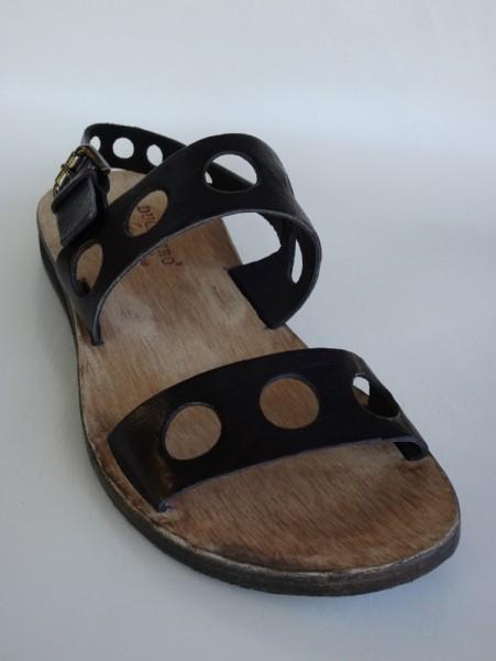 Herrenschuh - sandalo fascia