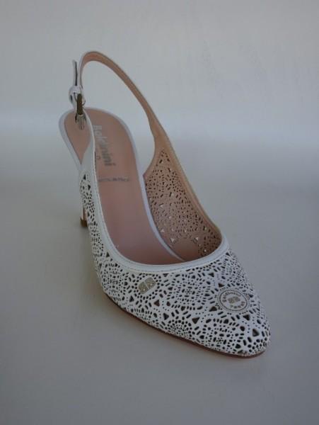Damenschuh - palu farmalux bianco