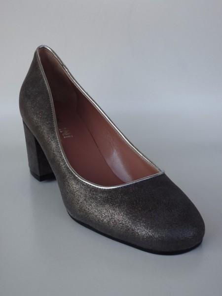 Damenschuh - argento