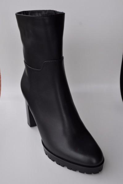 Damenschuh - emicalf nero