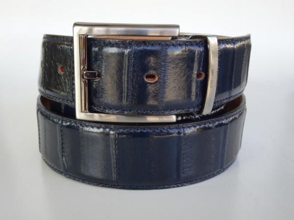 Herrengürtel - anguilla blu