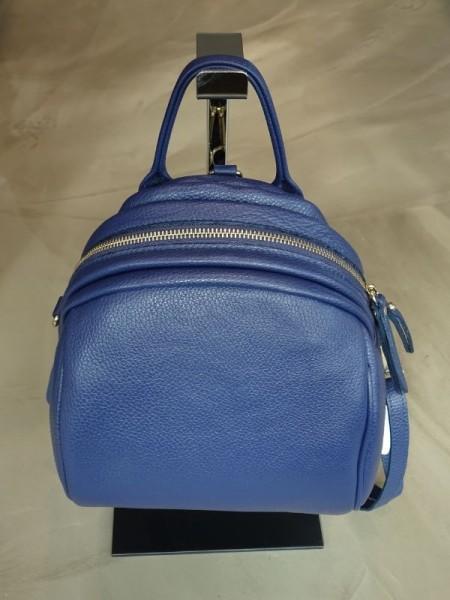 Damentasche - zaino blu scuro